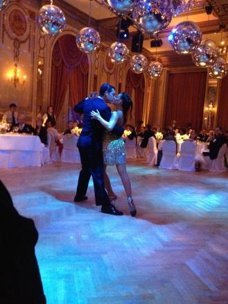 Salsa Dancers!